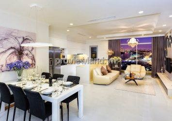 Vinhomes Central Park apartment for sale in Landmark 81 2Brs 78m2