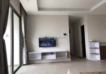 Apartment for rent 2 bedrooms fully furnished nice view at Diamond Island