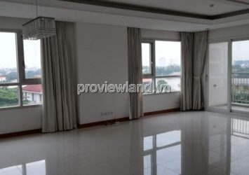 Xi Riverview flat front Nguyen Van Huong Thao Dien 200m2 3BRs