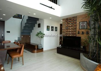 Duplex Vista Verde for rent with 3 bedrooms full furnished with pool view