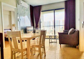 Luxury apartment 2 bedrooms in Diamond Island for rent high floor