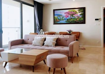 Diamond Island Maldives for rent 2 bedrooms apartment on high floor swimming pool view