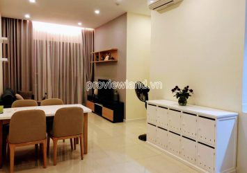 Apartment view Saigon Bridge for sale at The Ascent Thao Dien with 2 bedrooms