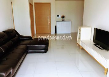 Apartment for rent in The Vista An Phu low floor with balcony river view