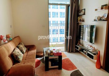 Vinhomes Central Park apartment for sale includes 1 bedroom middle floor at Landmark 6