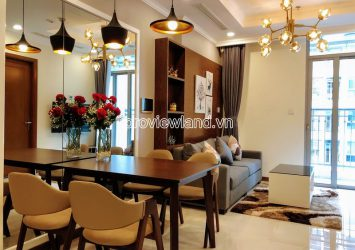 Apartment with 1 bedroom for sale high floor at Landmark 6 Vinhomes Central Park