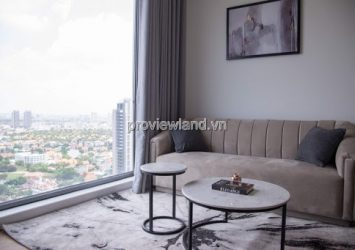 Apartment for rent Gateway Thao Dien included 1 bedroom high floor