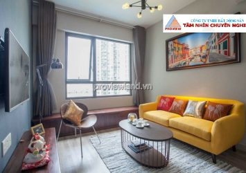 Masteri Thao Dien fully furnished 1 bedroom apartment for rent