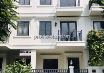 House for rent in Lakeview City District 2 5x20m 3Brs basic furniture