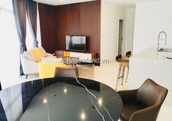 City Garden apartment for rent 104m2 2BRs full furniture