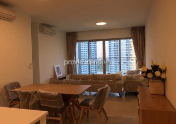 Estella Heights apartment for rent in District 2 3 bedrooms fully furnished