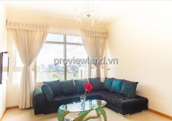 Saigon Pearl apartment for rent with 2BRs 86m2 area very nice view