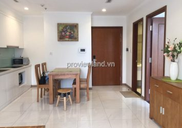 Vinhomes Tang Cang apartment for rent with 1 bedroom fully furnished high floo