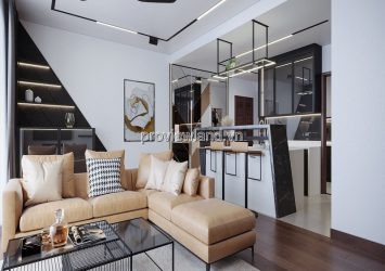 Apartment for sale D'edge Thao Dien with 3 bedrooms has area 147m2