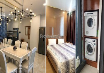 River view apartment at Vinhomes Golden River for rent 2 bedrooms