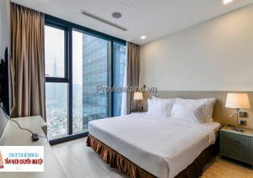 Vinhomes Golden River apartment for rent 2 bedrooms high floor to rent
