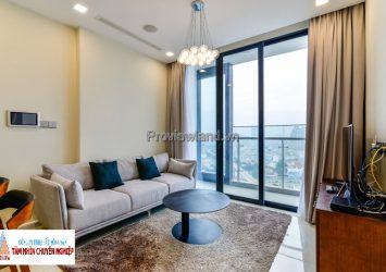 Landmark81 view apartment at Vinhomes Golden River 2 bedrooms for rent