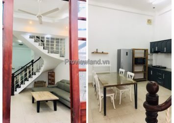 Villa Thao Dien 1 ground 2 floors 3 bedrooms for rent 80m2