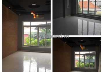 VillaTong Huu Dinh 3 floors 3 bedrooms for rent