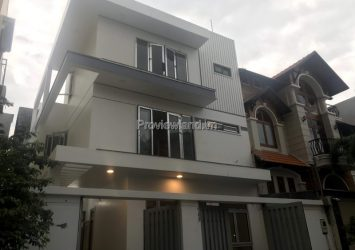 New villa in Vo Truong Toan District 2 includes 3 bedrooms for rent