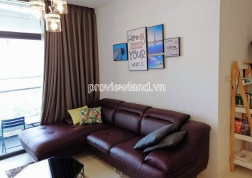 Apartment for rent in City Garden Crecent tower middle floor with 1 bedroom