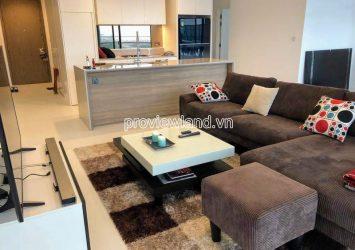 Apartment for rent with 2 bedrooms high floor block Promenade City Garden nice view