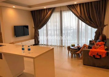 Apartment in Diamond Island for sale 2 bedrooms at low floor Bahamas