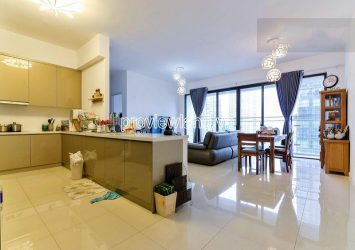 Luxury apartment for sale in Estella Heights high floor T1 tower with 3 bedrooms