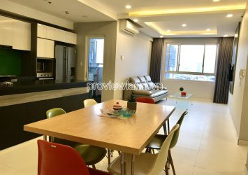 Studio apartment at Gateway Thao Dien for rent includes 1 bedroom high floor