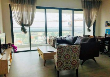 Gateway Thao Dien apartment for rent with 3 bedrooms middle floor nice view