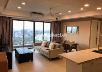 Apartment for rent with 3 bedrooms in Masteri Thao Dien with river view