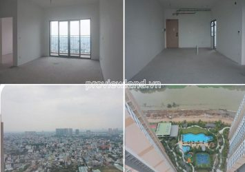For sale high-class apartment at Palm Heights high floor block T2 with 3 bedrooms