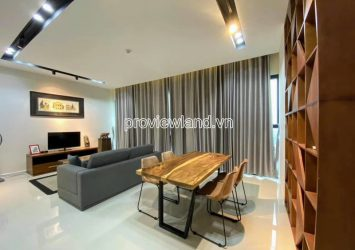 Apartment at The Ascent Thao Dien for rent with nice view includes 2 bedrooms