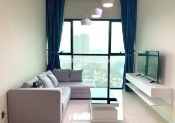 Apartment with 2 bedrooms at The Ascent Thao Dien river view for rent