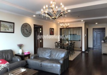 Luxury apartment for rent in Vincom Dong Khoi with 3 bedrooms high floor nice view