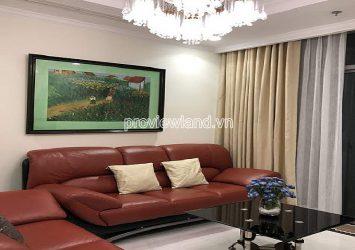 High floor apartment for sale in block Landmark 1 Vinhomes including 2 bedrooms