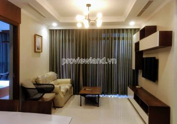 Apartment at Landmark2 Vinhomes Central Park on the middle floor with 3 bedrooms need for rent
