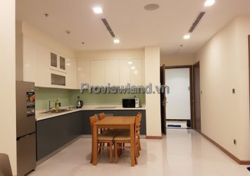 Vinhomes Cetral Park apartment for sale with 2 bedrooms full furnished