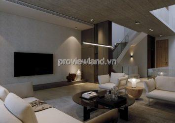 Selling 2 Thao Dien villas in District 2 area of 205m2 2 floors 4BRs