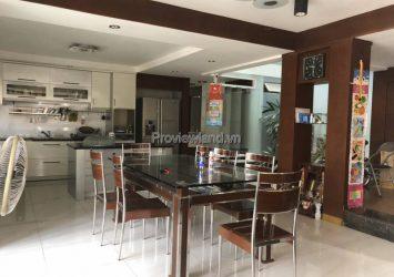 5 bedroom 4-floor villa in District 2 for sale