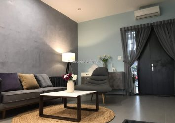 Palm Residence villa / townhouse for rent in District 2 3 bedrooms