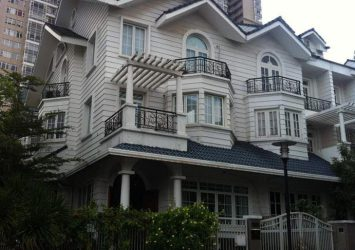 Villa Saigon Pearl need to rent 1 ground floor 1 corner