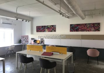 Office for rent in Xuan Thuy street District 2 with area 170m2 2 rooms