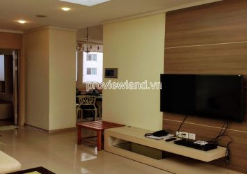Apartment for rent in Imperia An Phu District 2 high floor block A3 includes 2 bedrooms