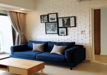 Masteri Thao Dien apartment for rent high floor block T2 nice river view