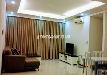 Thao Dien Pearl apartment at middle floor includes 2 bedrooms need for sale