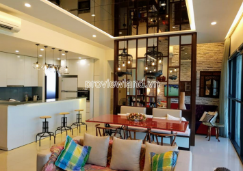 The Ascent Thao Dien apartment ultra luxurious for sale includes 3 bedrooms