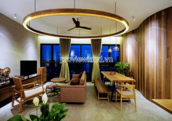 The Ascent Thao Dien nice view apartment for sale in block B middle floor with 3 bedrooms