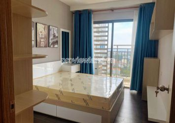 Apartment for rent at The Sun Avenue includes 3 bedrooms in T2 tower middle floor