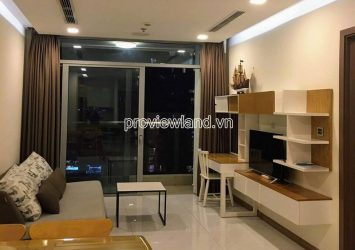 High floor apartment for rent good price in Vinhomes Central Park block Park6